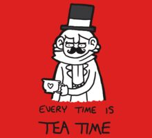 Every time is Tea Time by geothebio