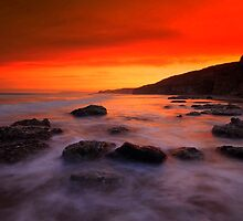 """""""Red sky at night"""" by peaky40"""