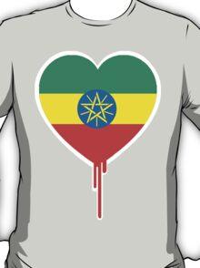 ETHIOPIAN BLEEDING HEART T-Shirt
