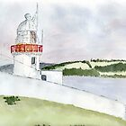 Youghal lighthouse by Eva  Ason