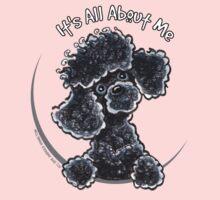 Black Toy Poodle IAAM Kids Clothes