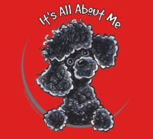Black Toy Poodle IAAM Kids Clothes