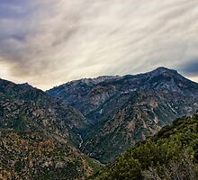Sierra Nevada Mountains by lejudge