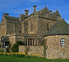 Palace House, Beaulieu by RedHillDigital