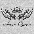 Swan Queen  by sonataaway