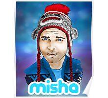 Misha Collins Poster