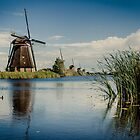 The mills in Netherland by strok
