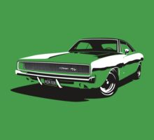 Dodge Charger Kids Clothes