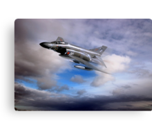 Royal Air Force F4 Phantom Canvas Print
