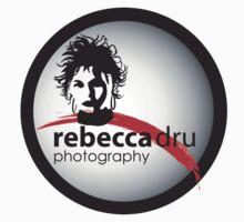 Rebecca Dru Photography Stamp Logo by Rebecca Dru
