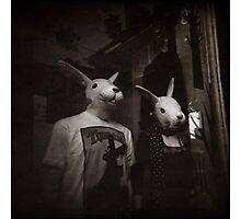 { the bunnies } Photographic Print