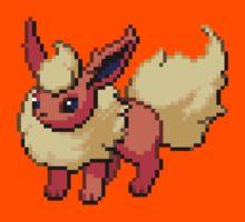 Flareon 8-bit by Lith1um