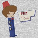 Fez are cool by Lith1um