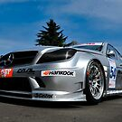 Mercedes C 63 AMG - Superstar Series Monza by Luca Renoldi