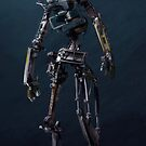 HENRi Robot Concept by Eli  Sasich