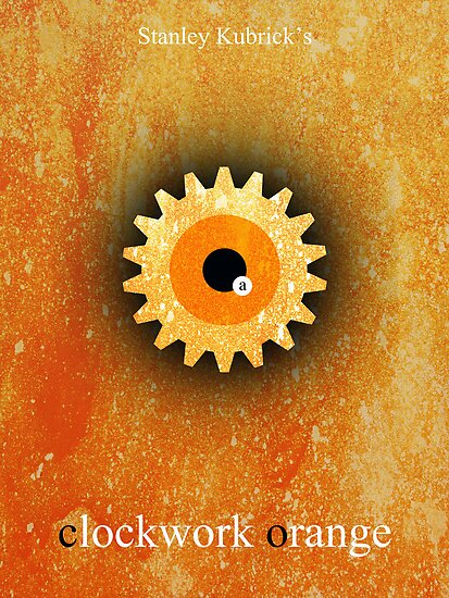 A Clockwork Orange by filippobassano