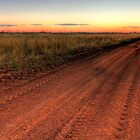Dry Road Only by marcpayne
