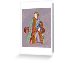 Mary Augusta Greeting Card