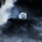 The Moon by Omar Dakhane