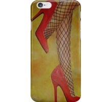 Goody Two Shoes iPhone Case/Skin