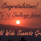 World wide sunsets top 10 banner challenge by cathywillett