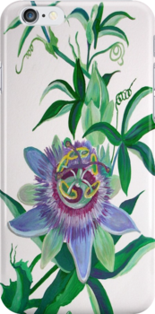 Passion Flower by taiche