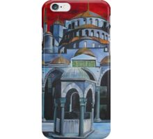 Sultan Ahmed Mosque, Istanbul iPhone Case/Skin