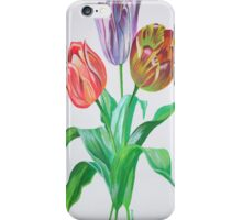 Tulip Trio iPhone Case/Skin
