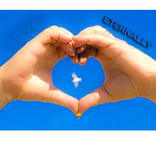 Love Eternally Photographic Print