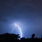 Bright Lightning by Marc  Rossmann