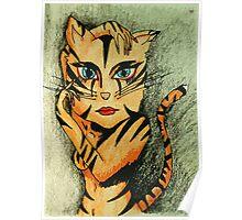 Were-Tiger Poster