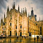 Milano Cathedral - edit by wulfman65