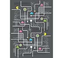 Return Of The Retro Video Games Circuit Board Photographic Print