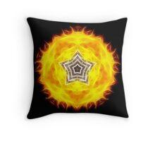 Mandala 19 Throw Pillow