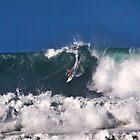 Andy Irons At 2009 Quiksilver in Memory of Eddie Aikau Contest 3 by Alex Preiss