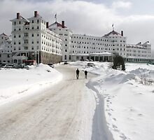 Mount Washington Hotel by perrycass