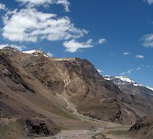 Scenery in the Spiti Valley by SerenaB