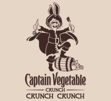 Captain Vegetable by BiggStankDogg