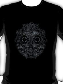 Robot Skull T-Shirt