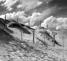 Cronulla Sand Hill by Kezzarama