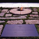 JFK Grave by   Paul W. Faust