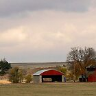 The 2Y Ranch in Wyoming by Graeme  Hyde