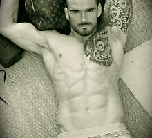 Stuart Reardon  by Pablo-chester by pablochester