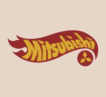 Mitsubishi hot wheels by Benjamin Whealing