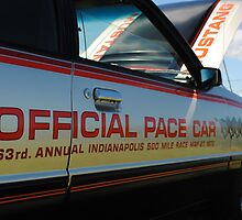 Official Pace Car by gordonspics