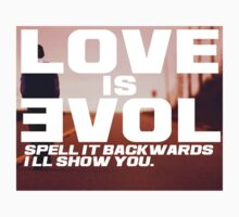 Love is Evol. Kids Clothes