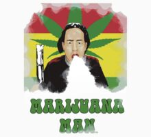 Marijuana Man by mouseman