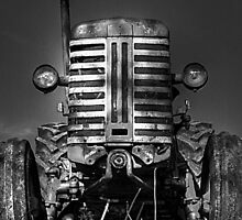 Old Tractor by Howard Worf
