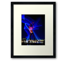 Marry the Night Framed Print
