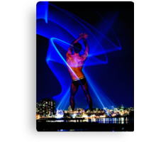 Marry the Night Canvas Print